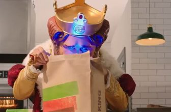 Burger King teast mogelijk onthulling user interface van PlayStation 5