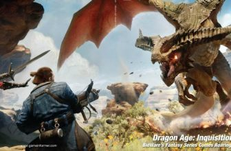 16 minuten aan gameplay van Dragon Age: Inquisition