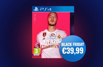 BLACK FRIDAY deal – FIFA 20 voor 39,99 euro!
